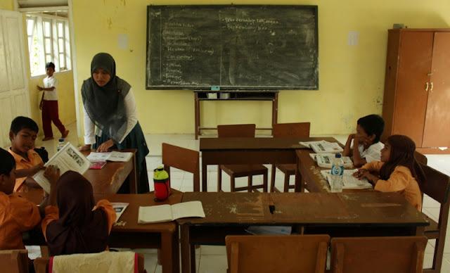 Guru SD Pensiun Paling Banyak, Puncaknya Tahun 2022