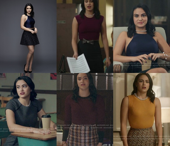 look veronica riverdale