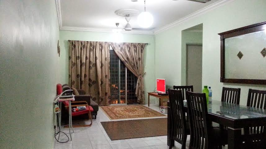 Panduan Untuk Kediaman Idaman Rekabentuk Design Ruang Makan Dan Tamu Bagi Rumah Jenis Apartment Flat