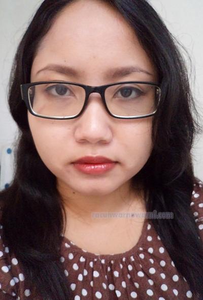 fOTD Memakai Lipstik Maybelline