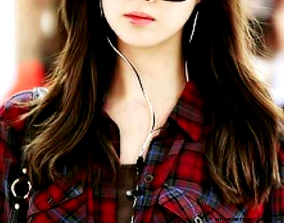Beautiful Girl Profile Hd Wallpaper   Free High Definition ...