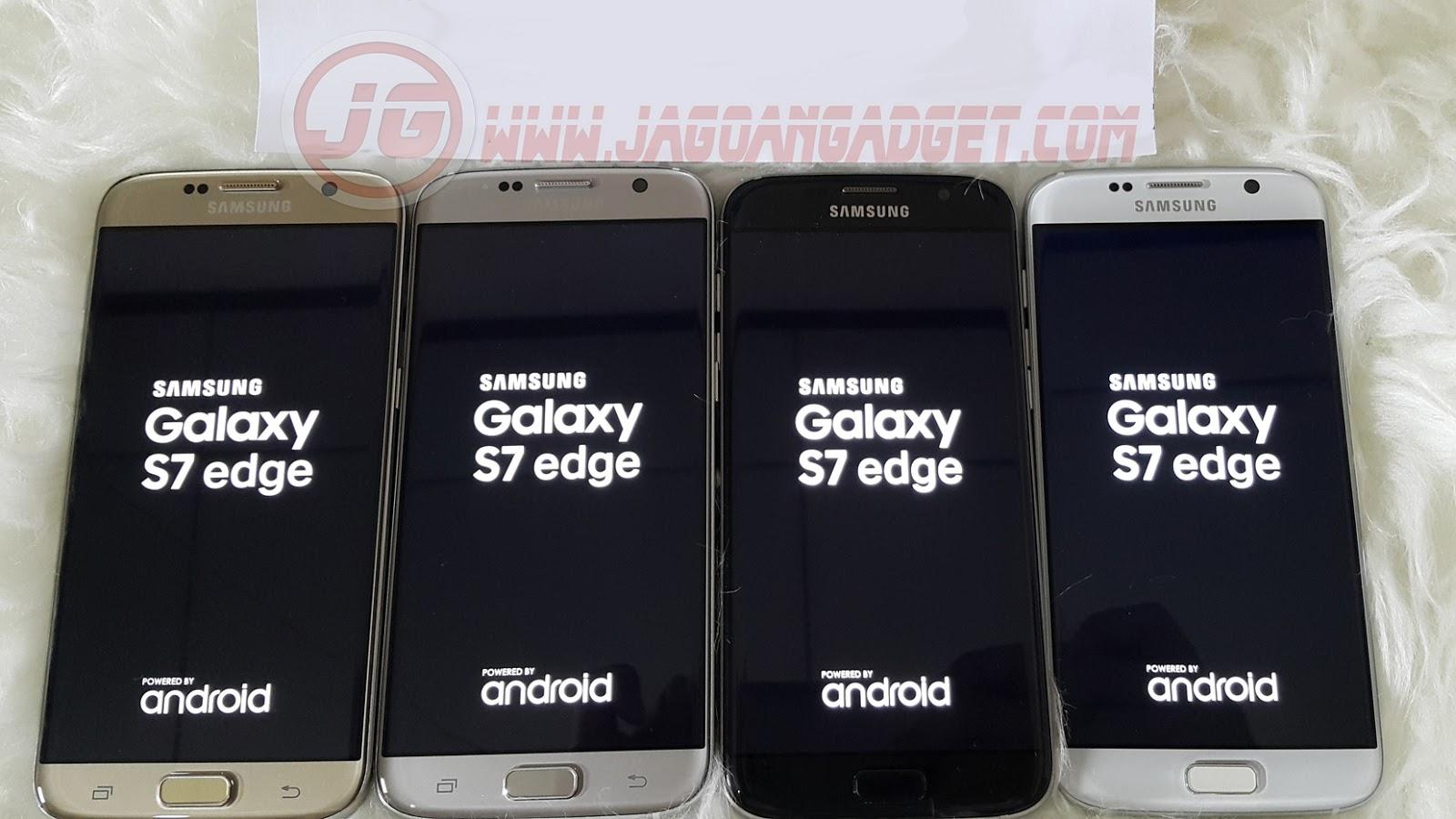 Samsung S7 EDGE HDC