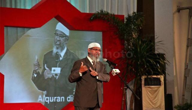 Di UMY, Zakir Naik Ajak Mualaf ini Berbakti pada Orangtua Meski Non-Muslim