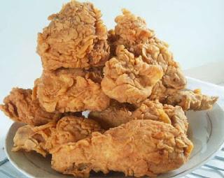 ayam cryspi murah