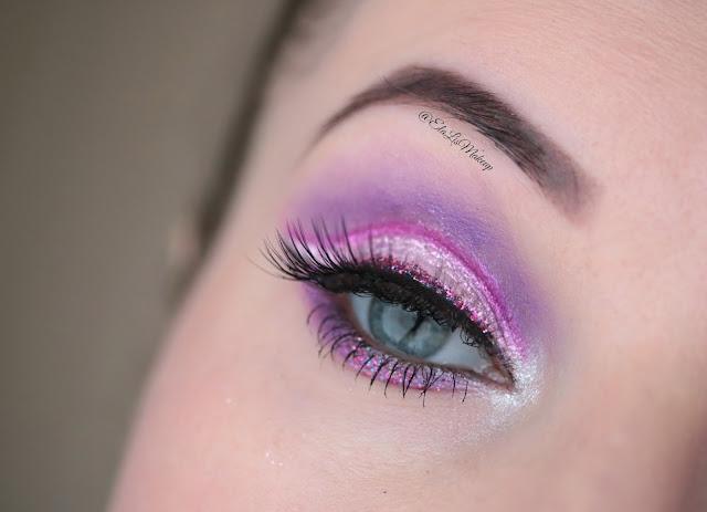 Sweet Valentine Makeup - Happy Valentine's Day