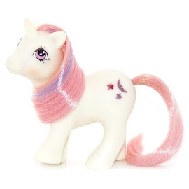My Little Pony Baby Moondancer Year Three Play and Care G1 Pony