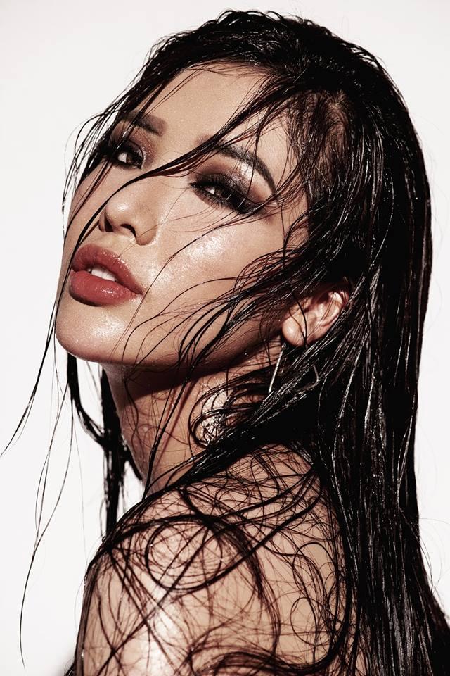 Top 25 Hoa hậu siêu Quốc gia Khánh Phương khoe đường cong hình chữ S trong bộ ảnh mới - Ảnh 8