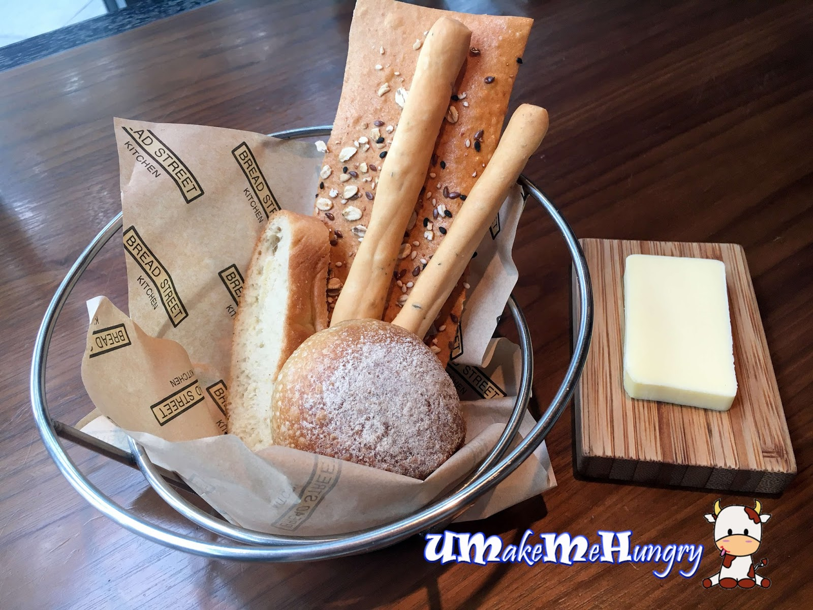 Complimentary Breads