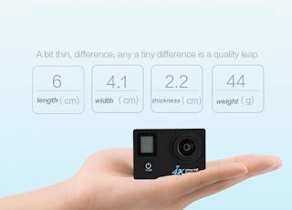 pro cam wifi 4k