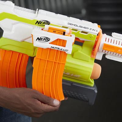 súng Nerf Modulus 7