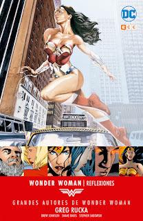 Grandes autores de Wonder Woman