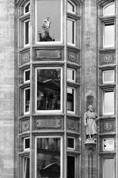 Hambourg, Große Johannisstraße, Rathaus, © L. Gigout, 1990