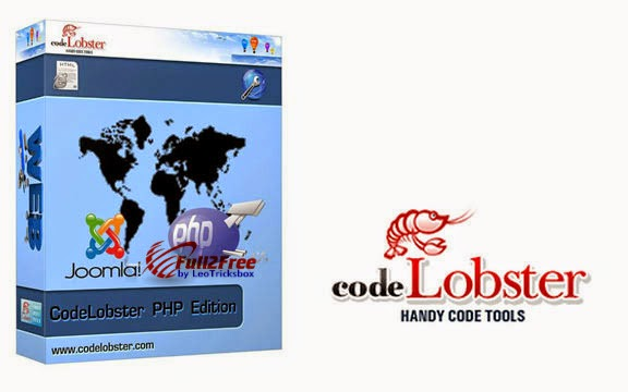 Software : CodeLobster PHP Edition Pro 5.3 + Crack