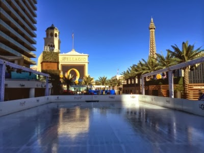 Ice Skating At Cosmopolitan Las Vegas