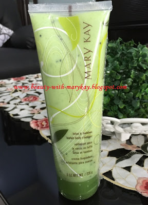 loofah body cleanser mary kay