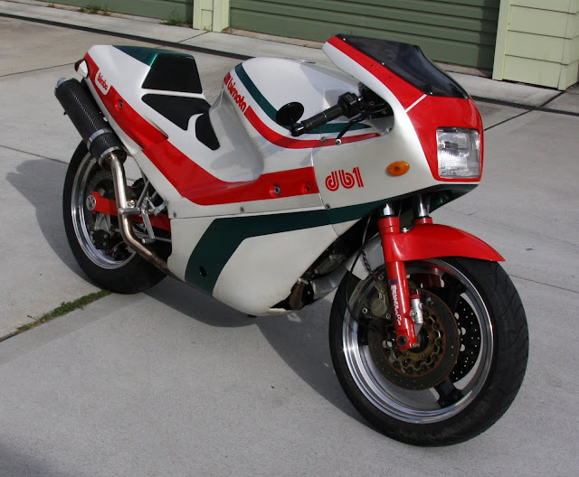 Bimota YB6 EXUP HD Wallpaper
