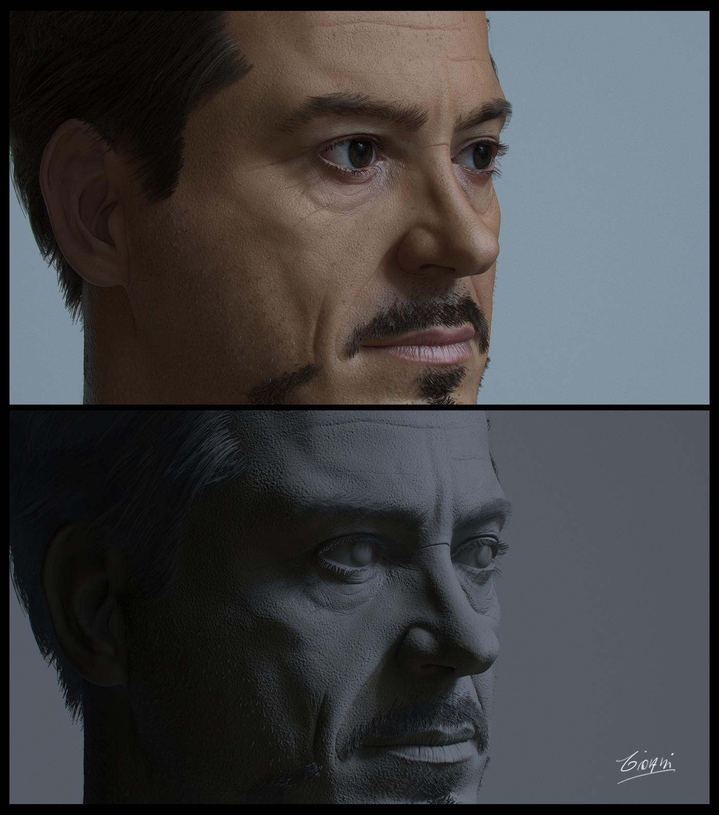 Toni Stark