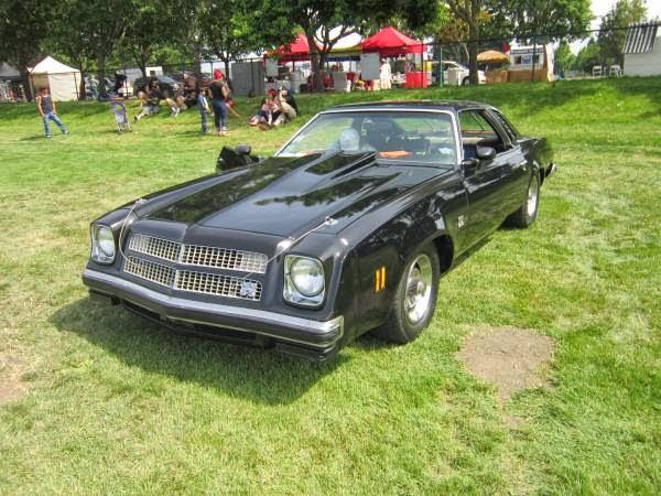 Daily Turismo: 5k: Swivel Seats: 1975 Chevrolet Chevelle