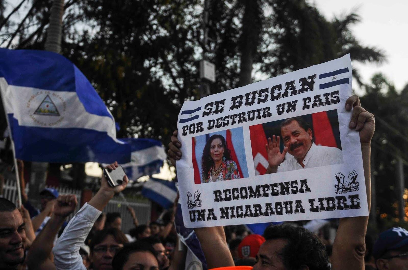 Las muertes provocadas por régimen de Ortega ya se acercan a una treintena / HOY / WILMER LÓPEZ