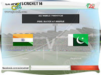 ICC T20 World Cup 2014 Patch Gameplay Screenshot - 1