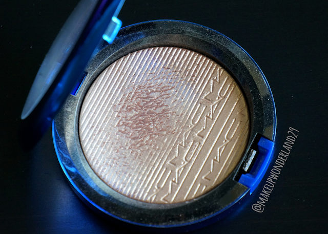 MAC oh darling highlighter | Makeupwonderland29