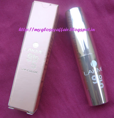Lakme 9 to 5 Raspberry Badge MP5 Review