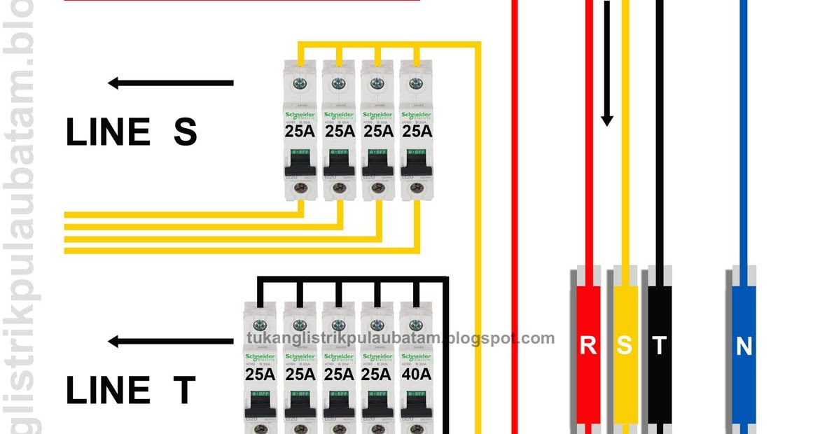Instalasi listrik 3 phase untuk pemula tukang listrik batam cheapraybanclubmaster Choice Image