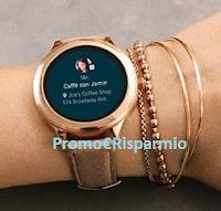 Logo Smartwatch FossilFirsts: vinci gratis set di Smartwatch, bracciali e gioielli