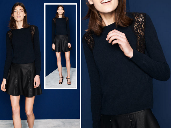 Zara - TRF - Lookbook - In the Evening