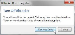 Cara mengunci drive menggunakan bitlocker drive encryption