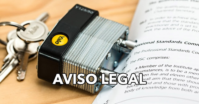 Aviso Legal ARTE Marketing