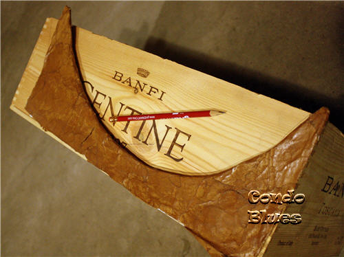 how to make wine crate storage project ideas