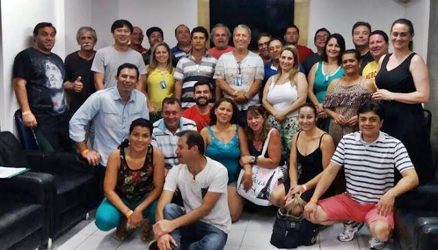 Maurílio Viana conquista apoio de sindicatos no Paraná