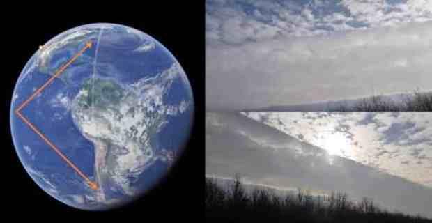 Τι Είναι Αυτό που Τυλίγει τον Πλανήτη Σαν Θηλειά (video)