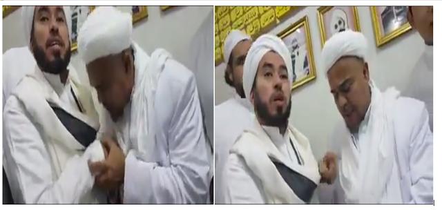 [Video] Allahu Akbar! Ulama NU-nya Makkah Berikan Gelar Kehormatan untuk Habib Rizieq Syihab