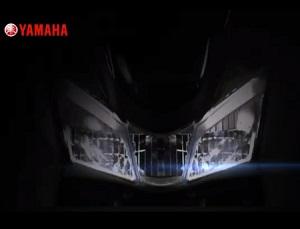 Lampu depan Yamaha Lexi