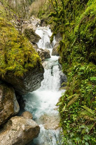 Cascadas de Kakueta