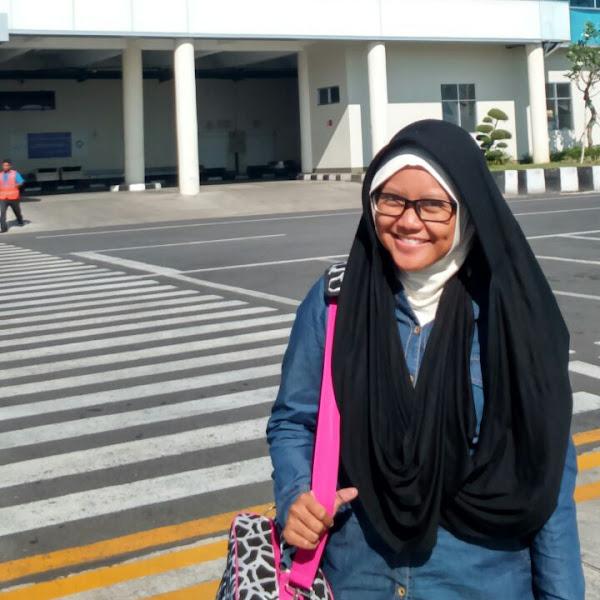 Membawa oleh-oleh ASIP dari Lombok ke Surabaya