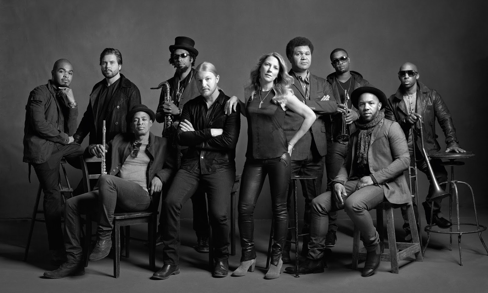 New Album Releases Let Me Get By Tedeschi Trucks Band