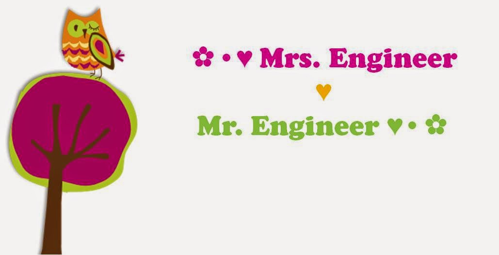 ✿•♥ Mrs. Engineer ♥ Mr. Engineer ♥•✿