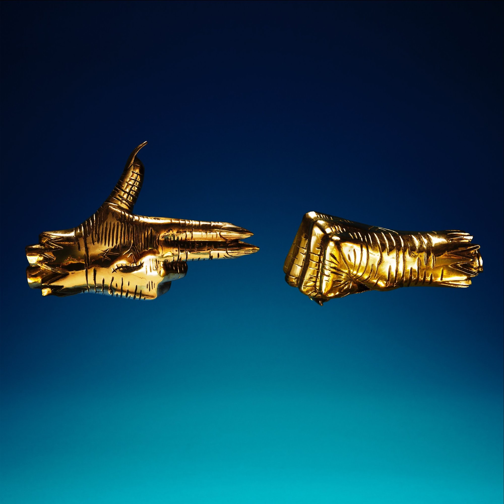 Frohe Weihnachten mit RTJ | Run The Jewels 3 | RTJ3 Free Album Stream