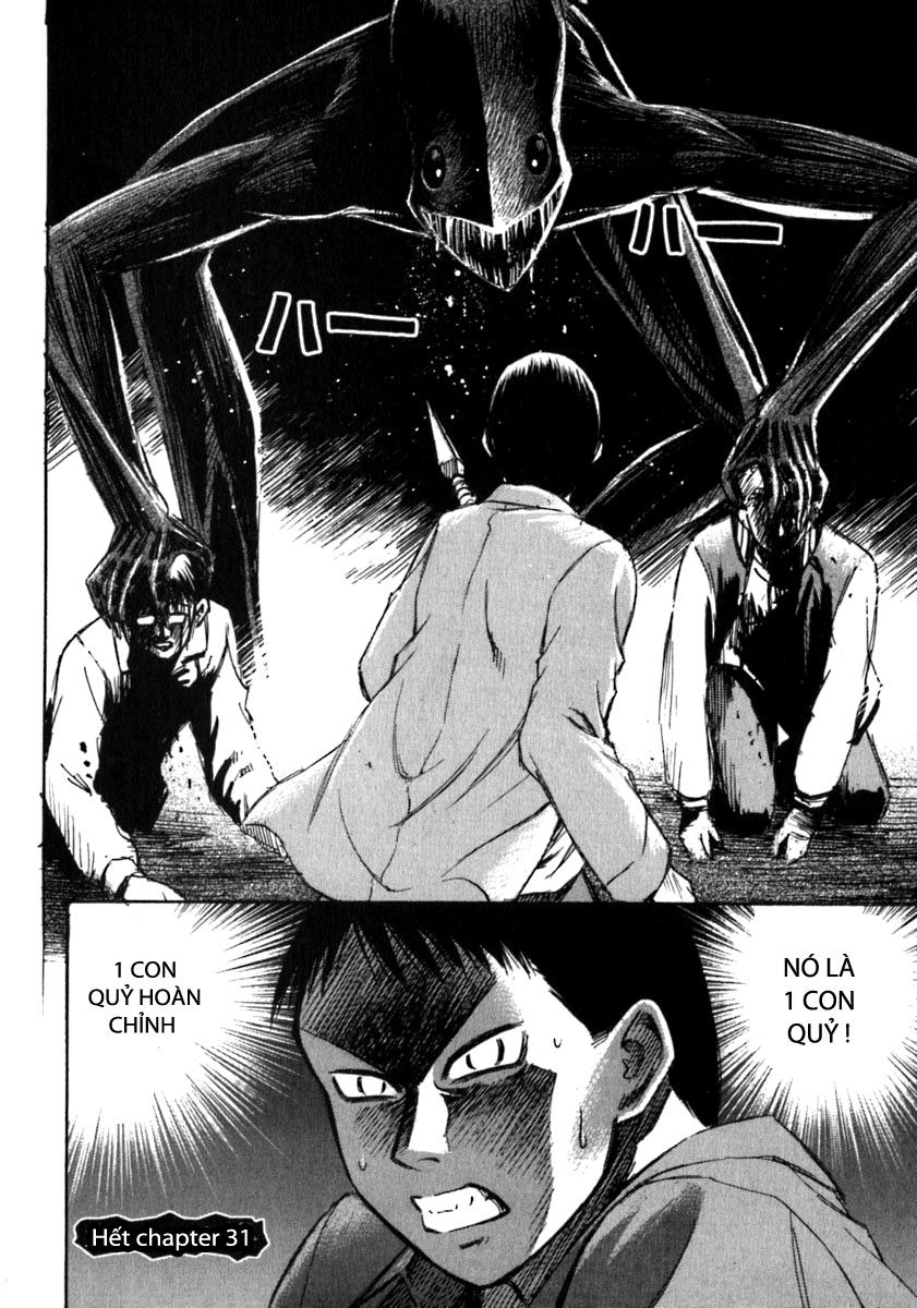 Higanjima chapter 31 trang 21