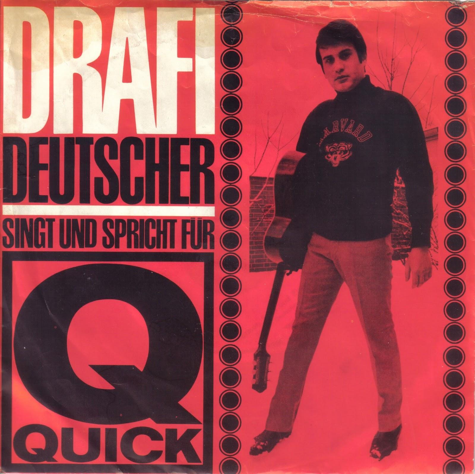 Drafi Deutscher - Singt Und Spricht Für Q Quick