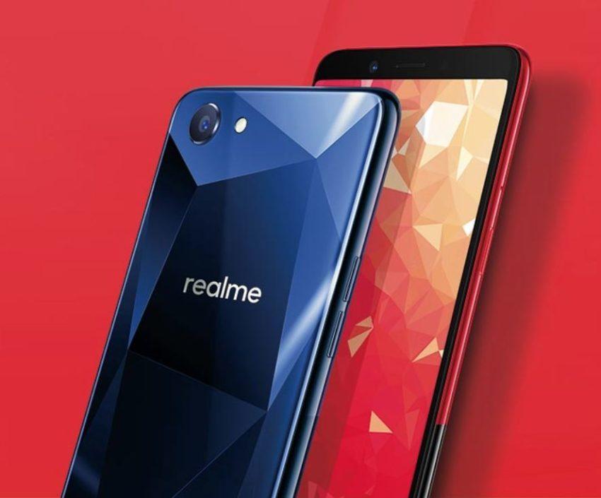 Realme 1 officially presented by OppoRealme 1 officially presented by Oppo