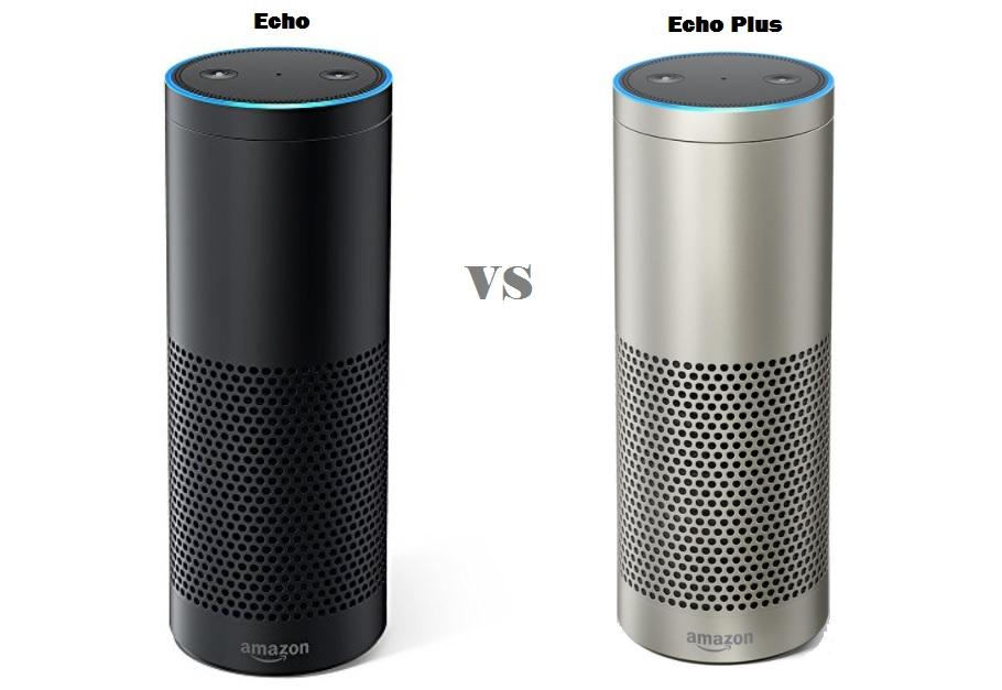 Amazon Echo Plus vs Amazon Echo, Should You Upgrade?