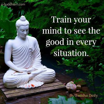 Buddha Good Thought