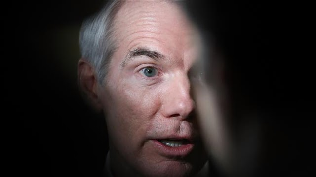 US Republican Senator Rob Portman from Ohio proposes DACA fix in exchange for tighter border security