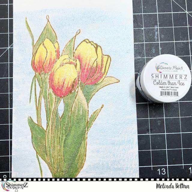 Melinda Beltran - Shimmerz Paints