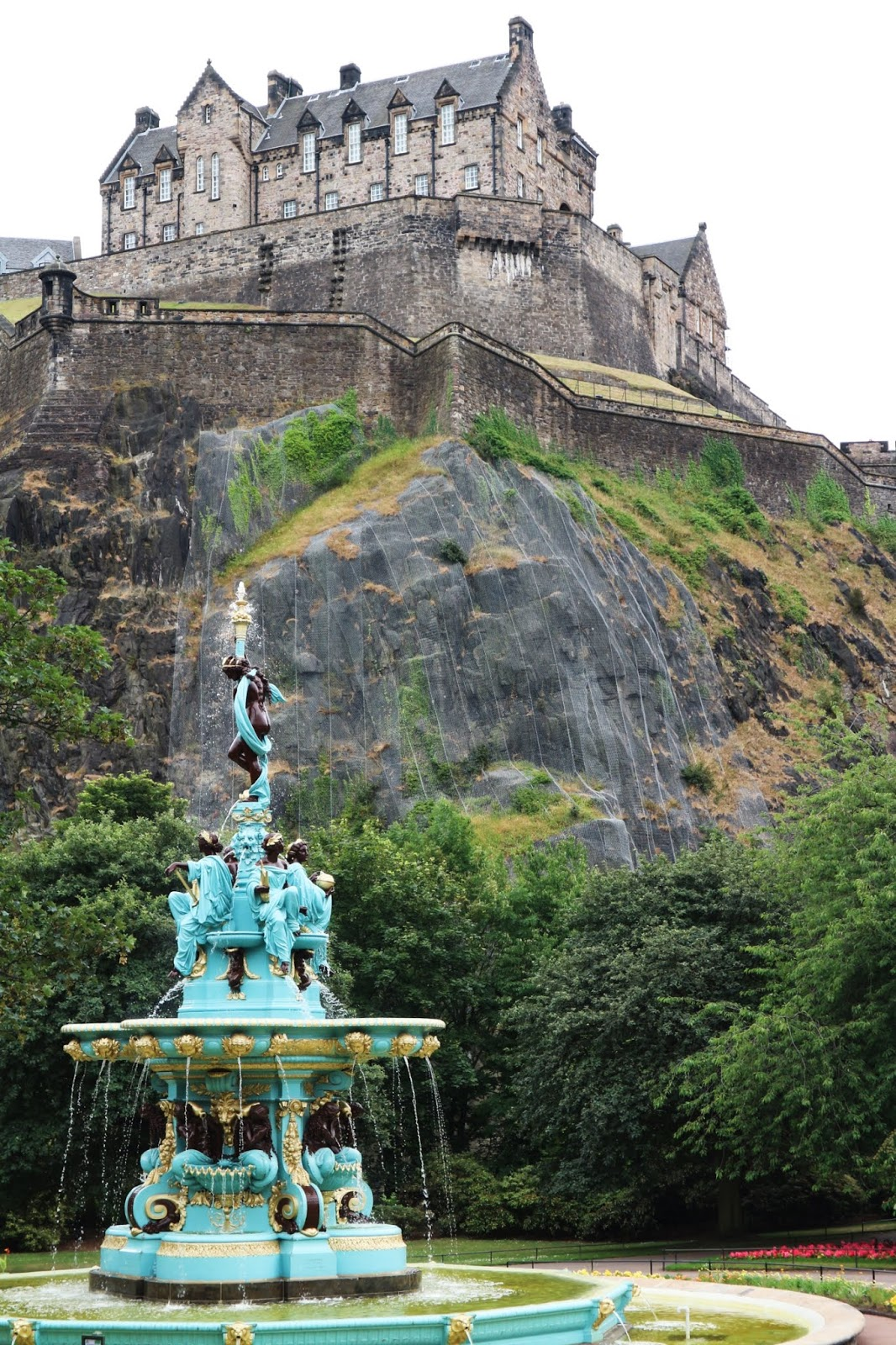 Edinburgh city guide blog
