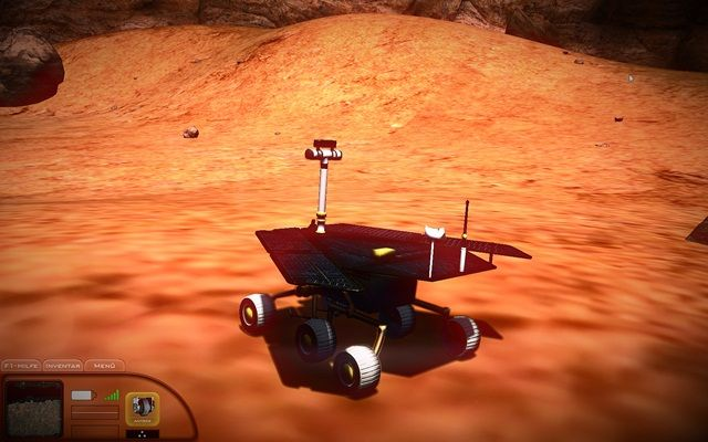 Mars Simulator - Red Planet PC Full